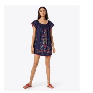 🚩 SOLD Tory Burch Wildflower Beach Dress XL